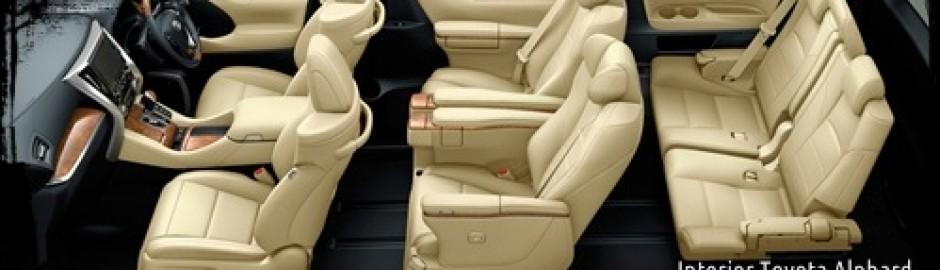 Toyota-Alphard-Interior