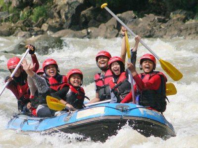 Rafting Kali Progo