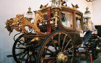 Museum Keraton Ngayogyakarta dan Museum Kereta