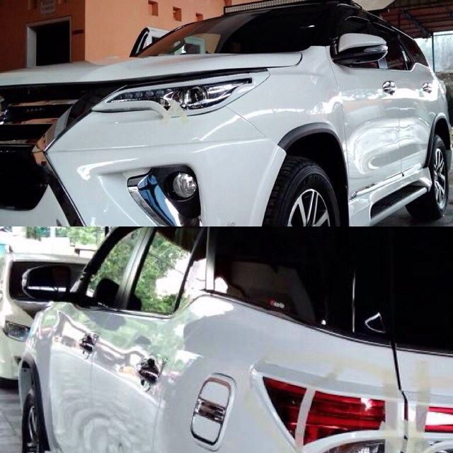 Toyota All New Fortuner VRZ 2017