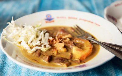 Tongseng Ayam Jago Sudimoro